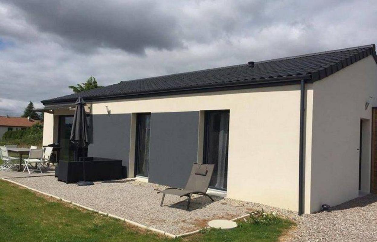 Maison à construire 5 pièces 91 m²