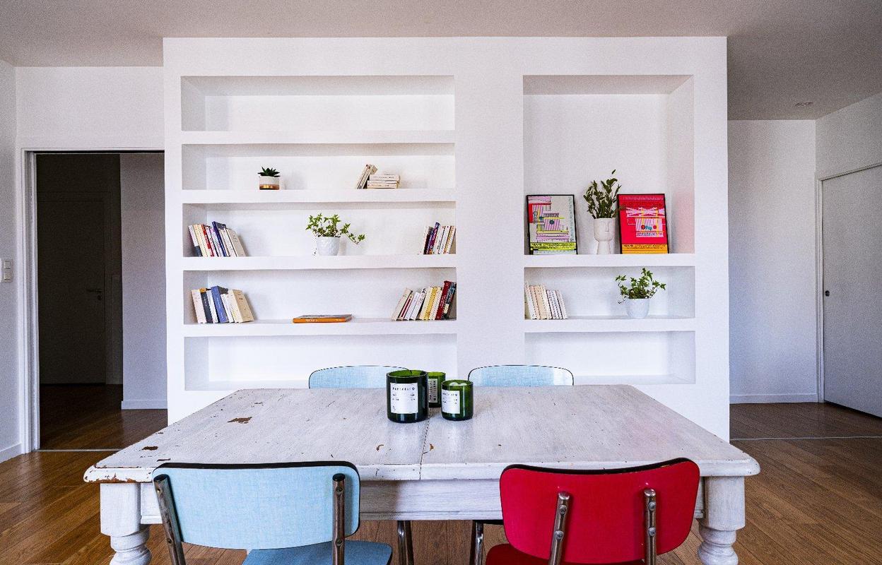 Appartement 4 pièces 105 m²
