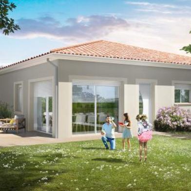 Maison à construire 4 pièces 95 m²