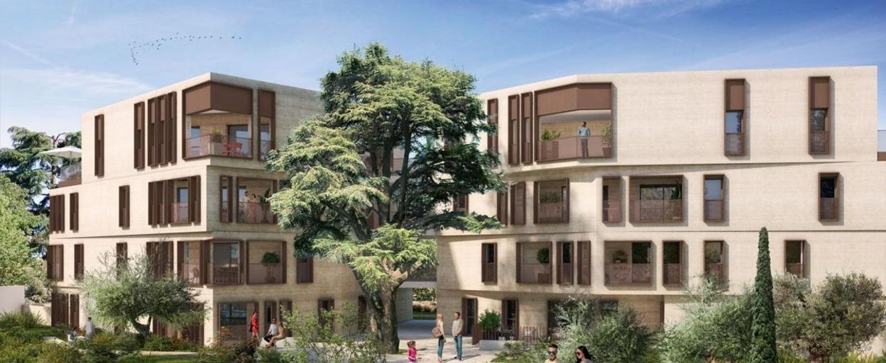 Programme neuf appartement neuf 4 pièces Montpellier (34000) 625 000 €
