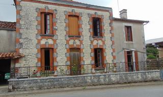 Achat maison 6 pièces Souvigne (16240) 101 650 €
