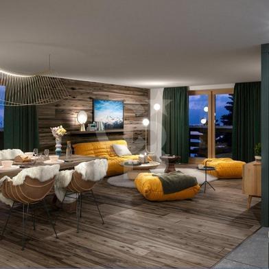 Appartement 3 pièces 96 m²