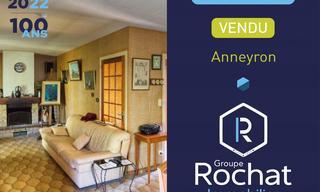 Viager maison 4 pièces Anneyron (26140) Bouquet 55 000 €
