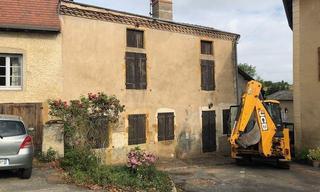Achat maison 4 pièces Semur en Brionnais (71110) 37 800 €