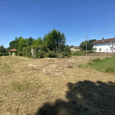 Terrain 1373 m²