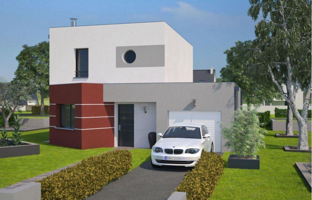 Maison à construire 8 pièces 90 m²
