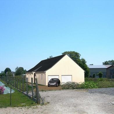 Maison 122 m²