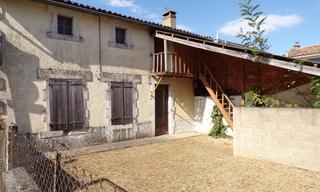 Achat maison 3 pièces Montjean (16240) 48 150 €