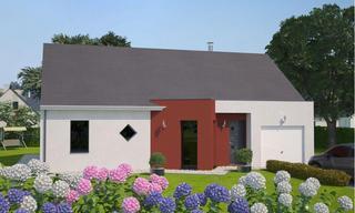 Achat maison neuve 5 pièces Mazières-de-Touraine (37130) 152 300 €