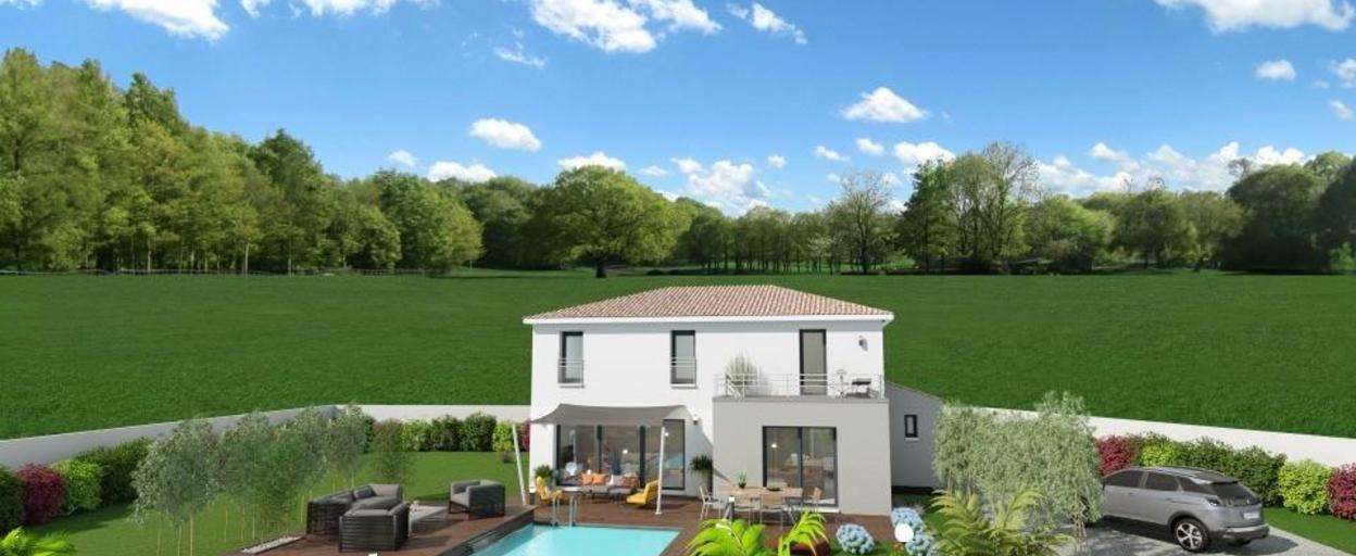 Achat maison neuve 5 pièces La Crau (83260) 569 000 €