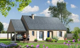 Achat maison neuve 7 pièces Charentilly (37390) 167 905 €