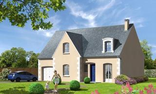 Achat maison neuve 5 pièces Saint-Martin-le-Beau (37270) 205 789 €