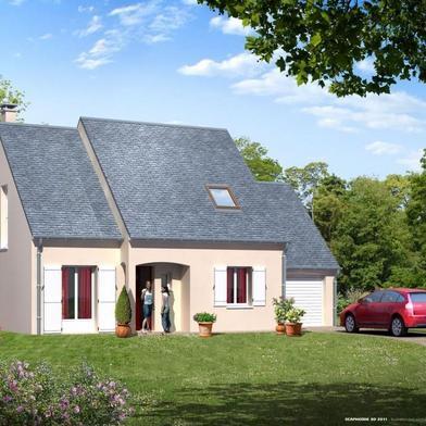 Maison à construire 5 pièces 106 m²
