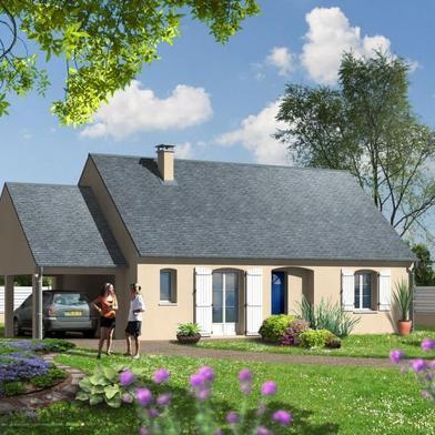 Maison à construire 7 pièces 75 m²