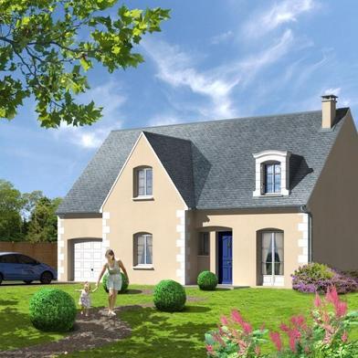 Maison à construire 5 pièces 118 m²