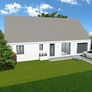 Maison 4 pièces 85 m²