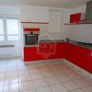 Appartement 3 pièces 45 m²