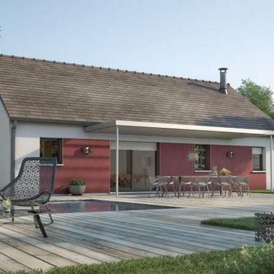 Maison 6 pièces 93 m²