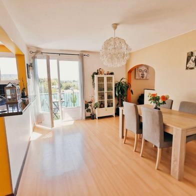 Appartement 4 pièces 70 m²