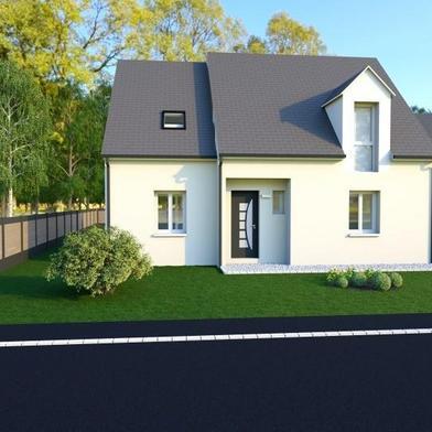 Maison à construire 5 pièces 124 m²