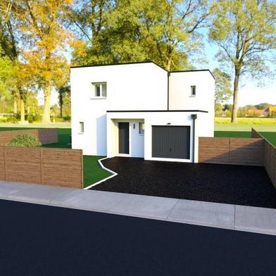 Maison à construire 4 pièces 124 m²
