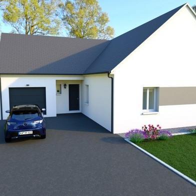 Maison à construire 4 pièces 138 m²
