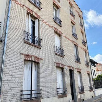 Appartement 1 pièce 21 m²