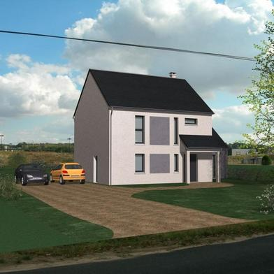 Maison à construire 115 m²