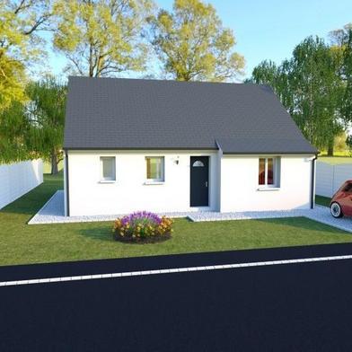 Maison à construire 3 pièces 66 m²