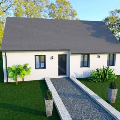 Maison à construire 3 pièces 82 m²