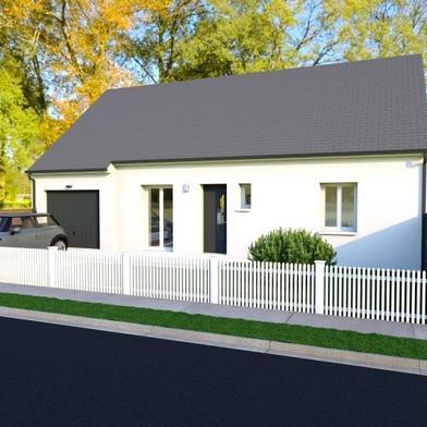 Maison à construire 2 pièces 75 m²