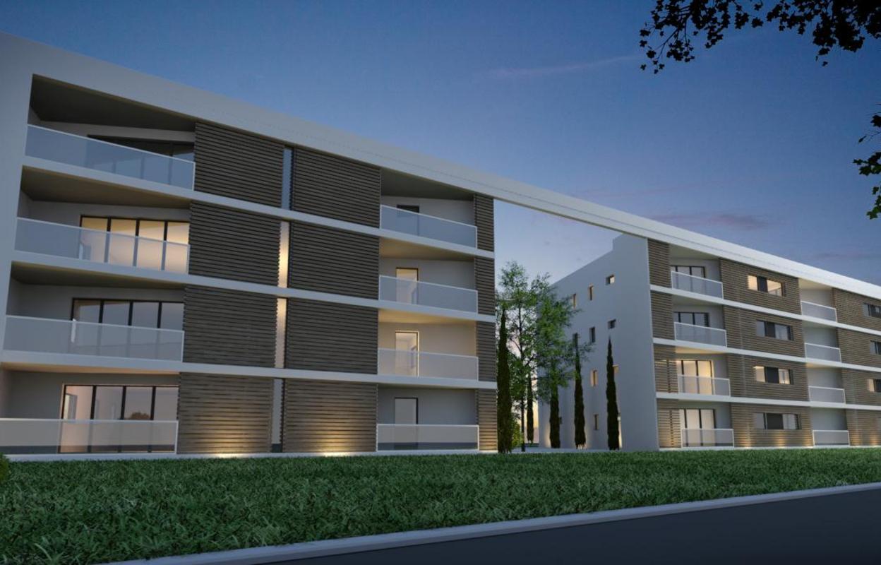 Programme neuf T4 87 m²