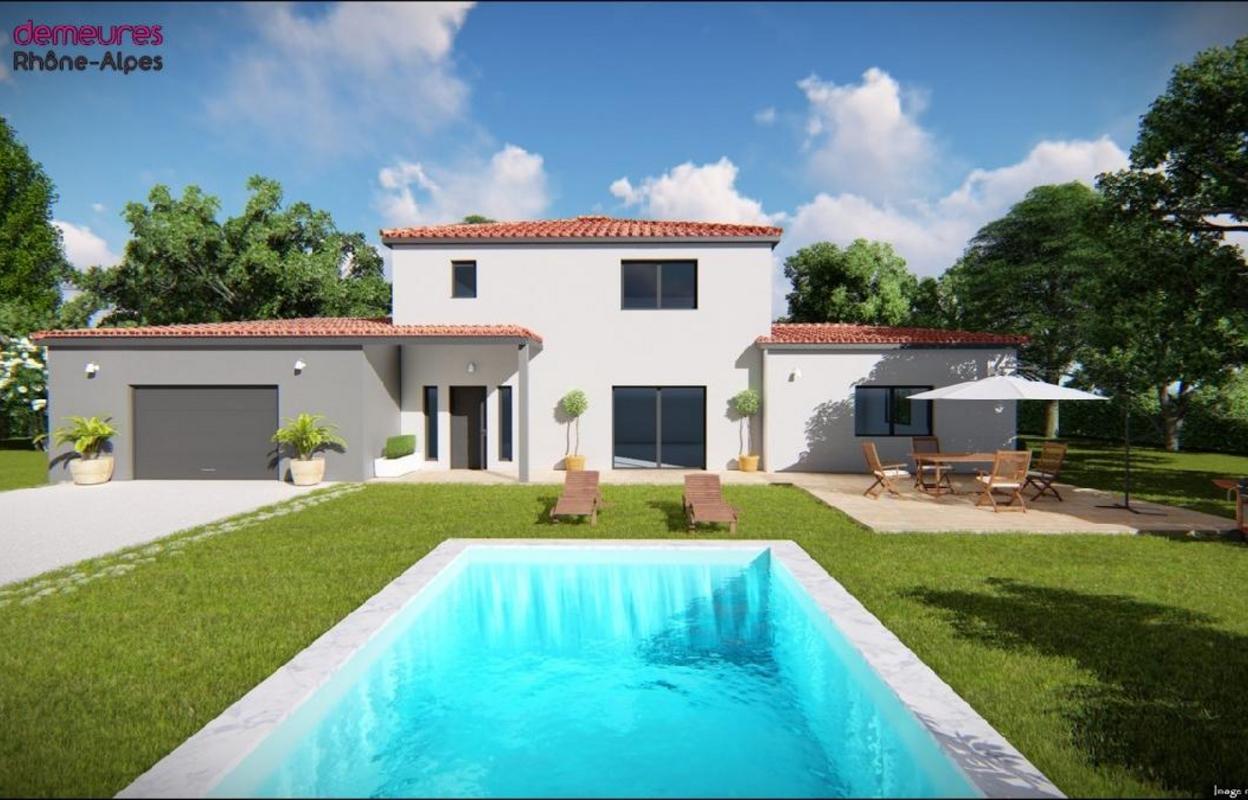 Maison à construire 6 pièces 130 m²