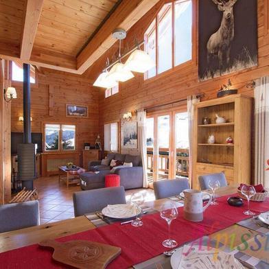 Maison 8 pièces 208 m²