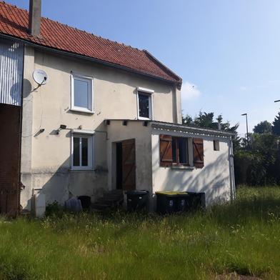 Maison 118 m²