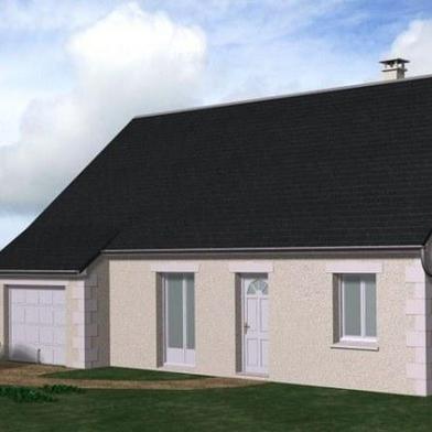 Maison à construire 102 m²