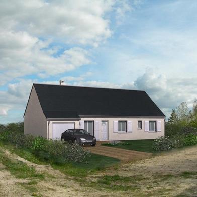 Maison à construire 133 m²
