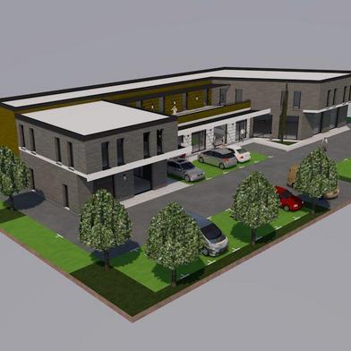 Commerce 163 m²