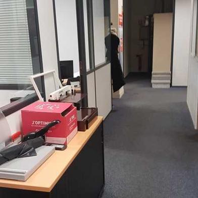 Bureau 550 m²