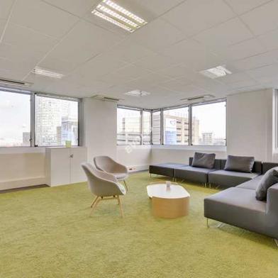 Bureau 1694 m²