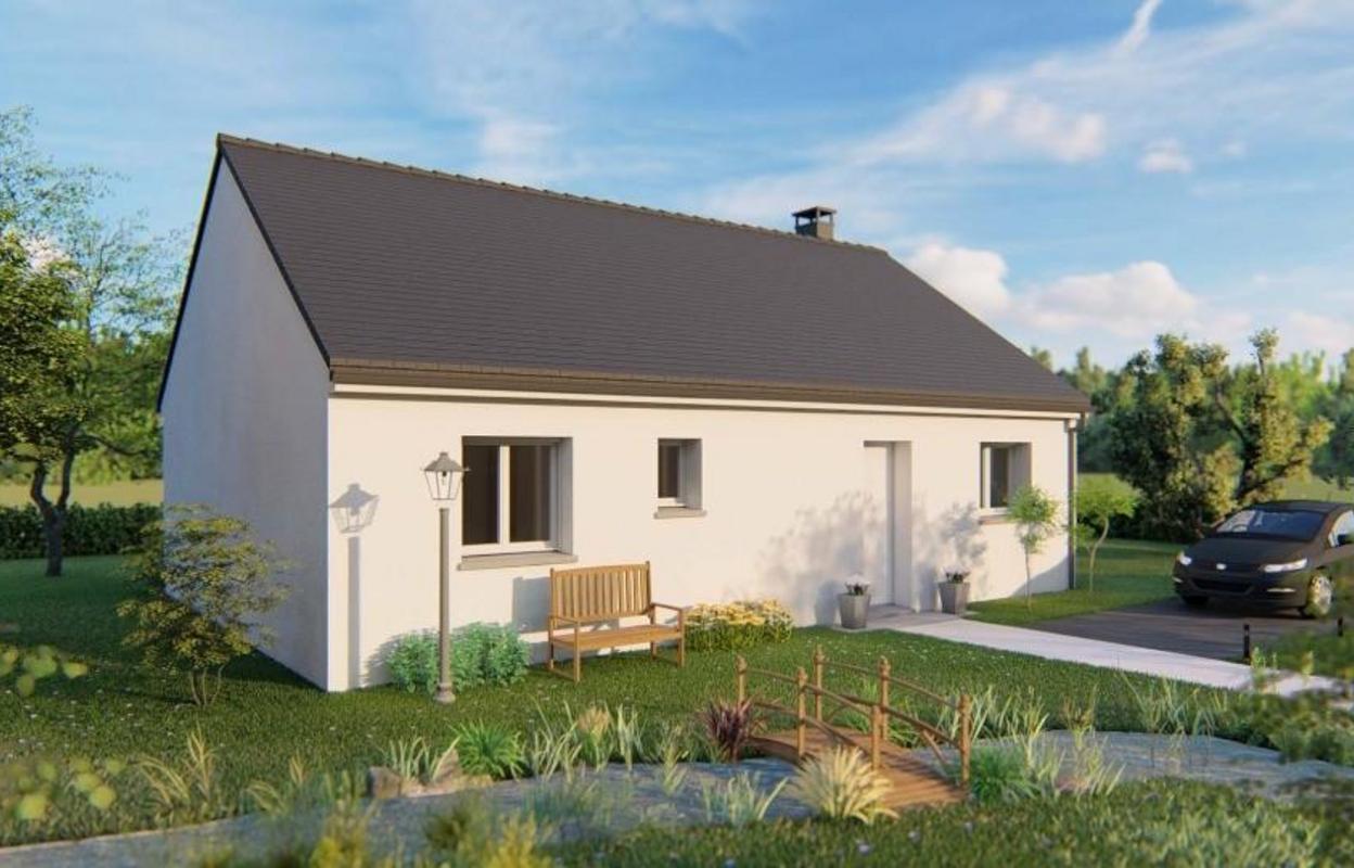 Maison 4 pièces 71 m²