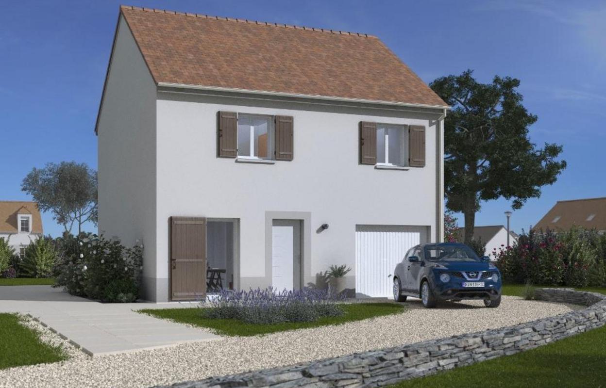 Maison 6 pièces 89 m²