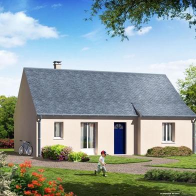 Maison à construire 6 pièces 75 m²