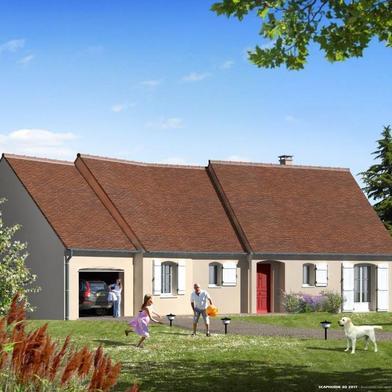Maison à construire 6 pièces 110 m²