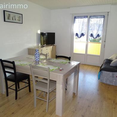 Appartement 1 pièce 46 m²