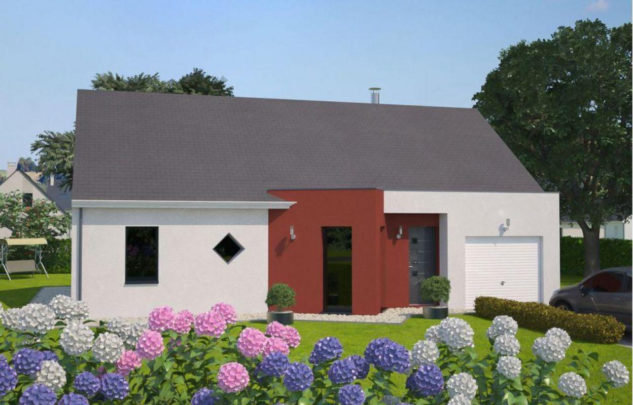 Maison à construire 5 pièces 86 m²