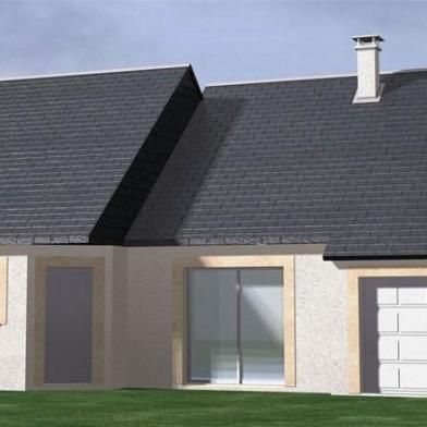 Maison à construire 94 m²
