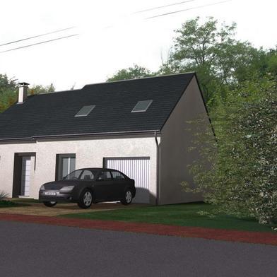 Maison à construire 98 m²