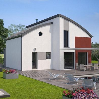 Maison 117 m²