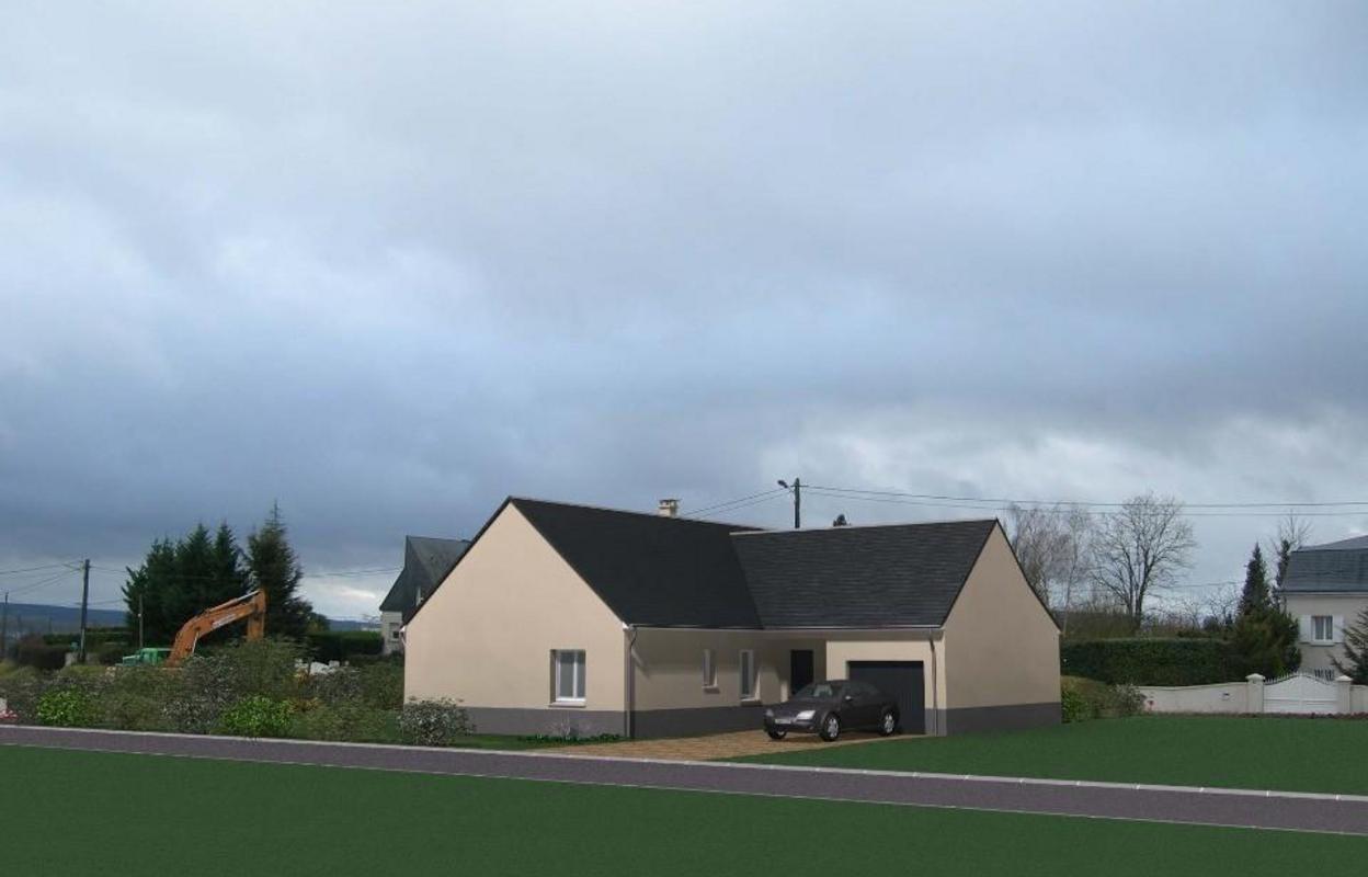 Maison à construire 110 m²